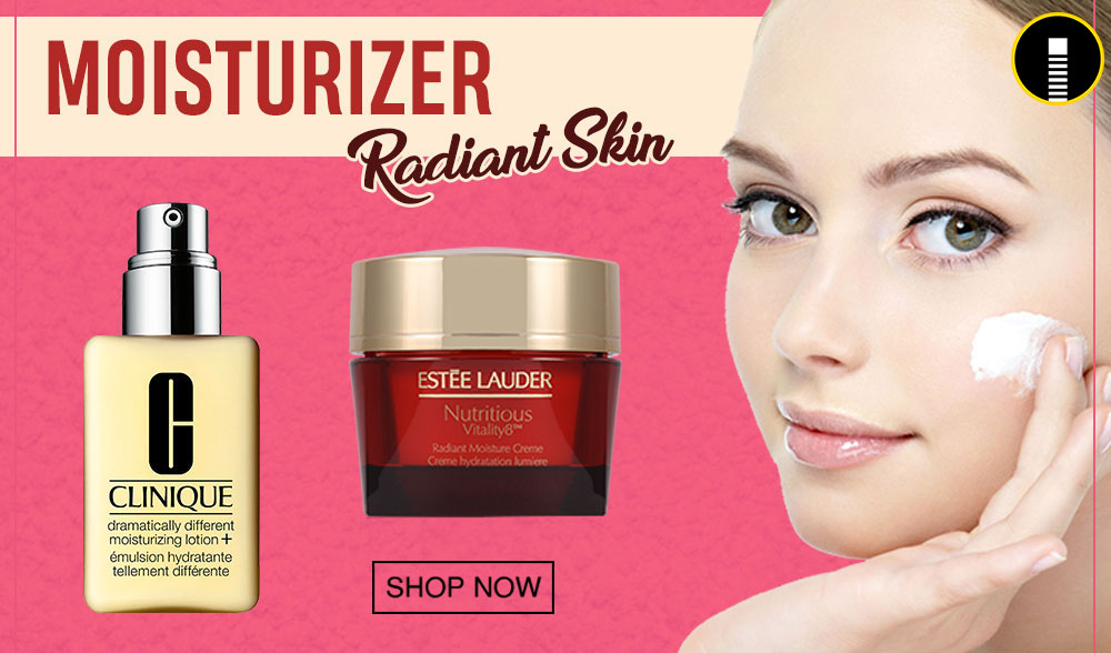 moisturizer-radiant-skin-products-promotion-banner