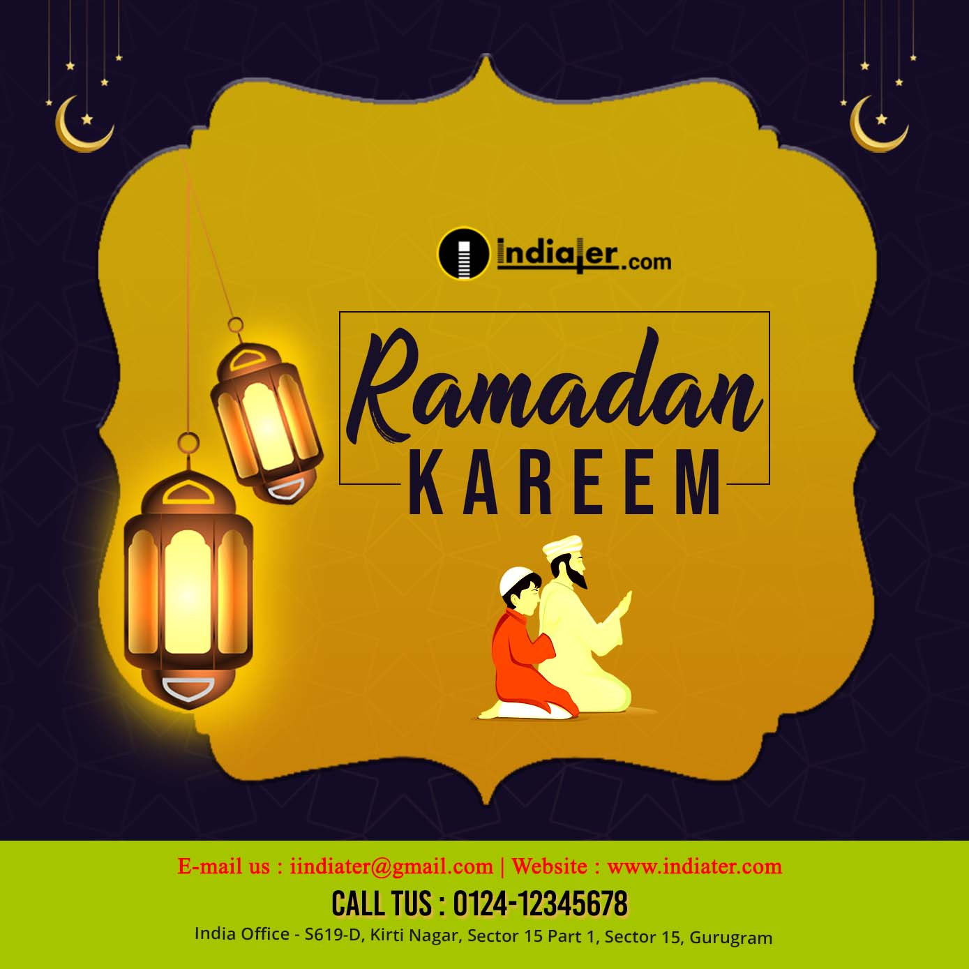 happy-ramadan-kareem-free-template-psd
