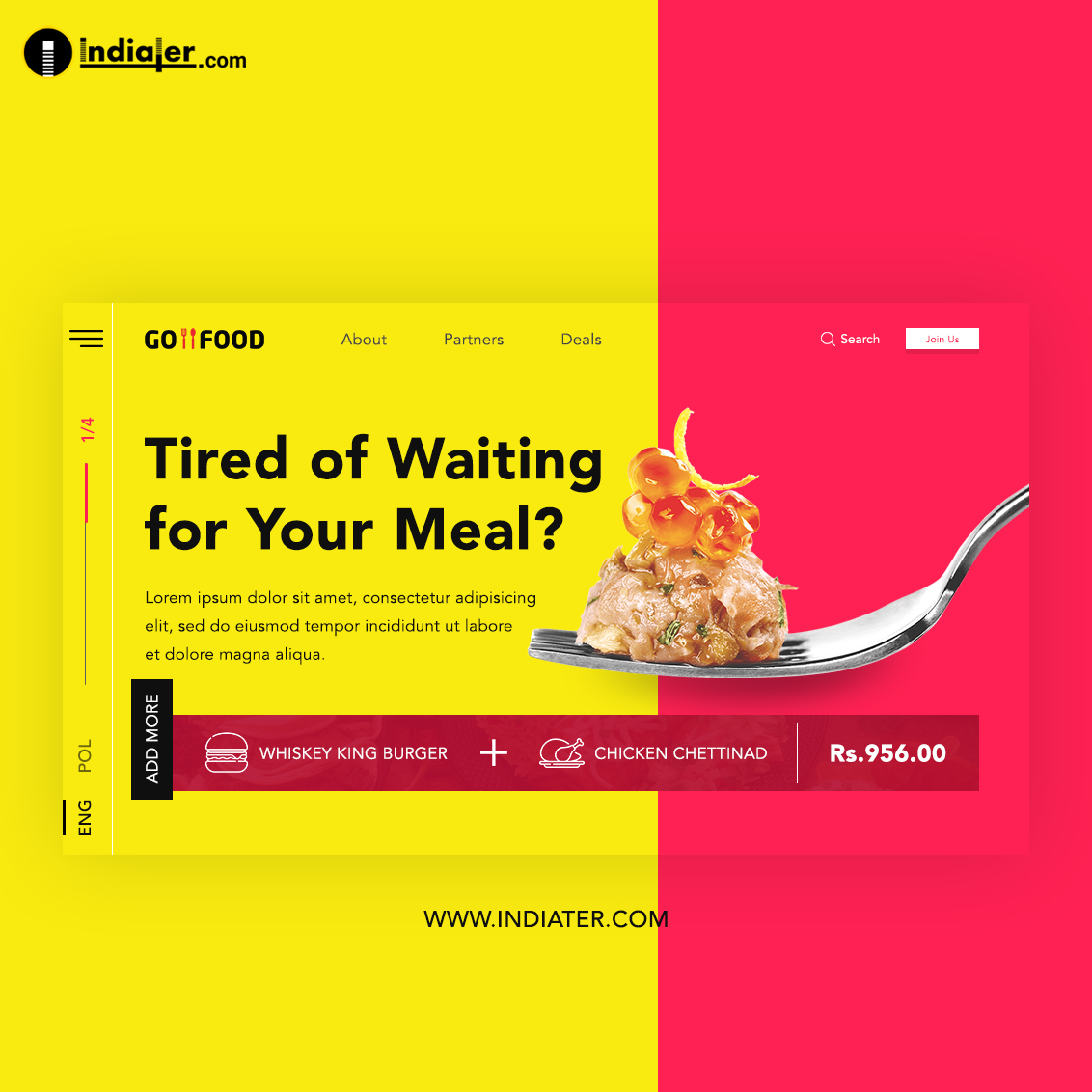 Go-food-Landing-Page-Template-Design