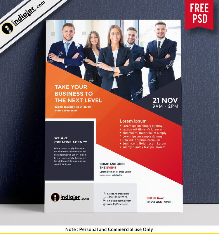 free-business-event-promotion-flyer-psd-template