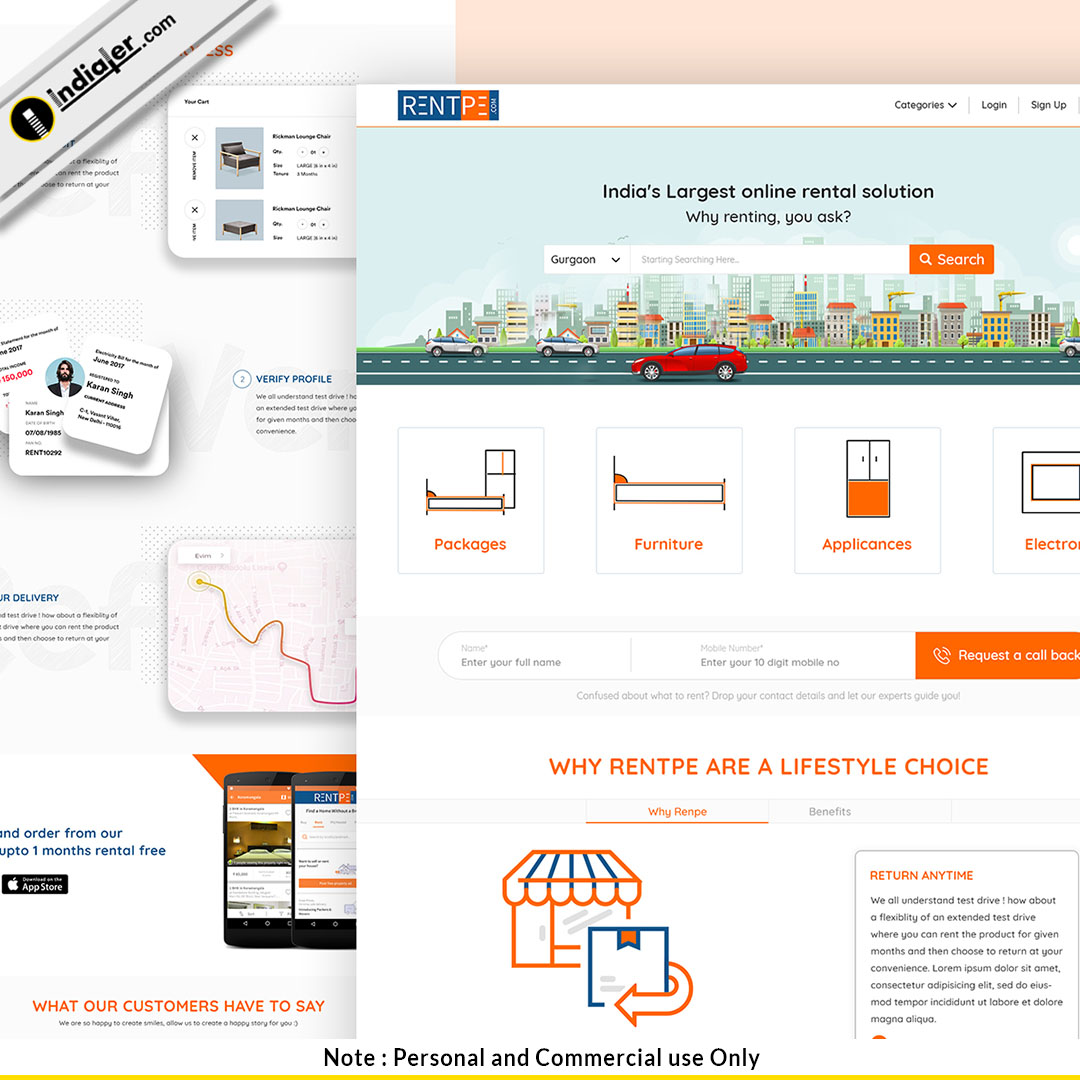 online-rent-products-for-your-needs-website-design-template