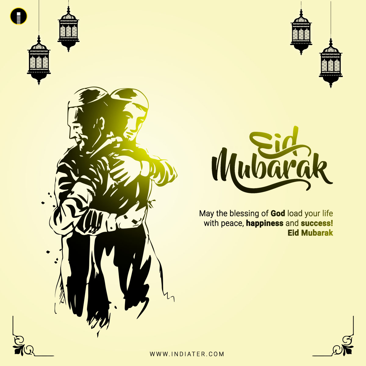 Eid Mubarak Celebration Bakra Eid with e-greeting cards, Banners and Backgrounds