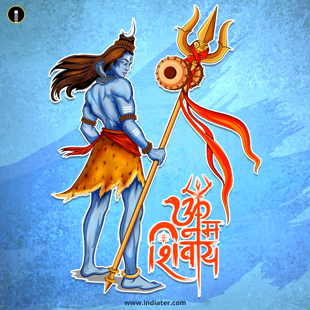 Happy-Mahashivratri-social-media-design