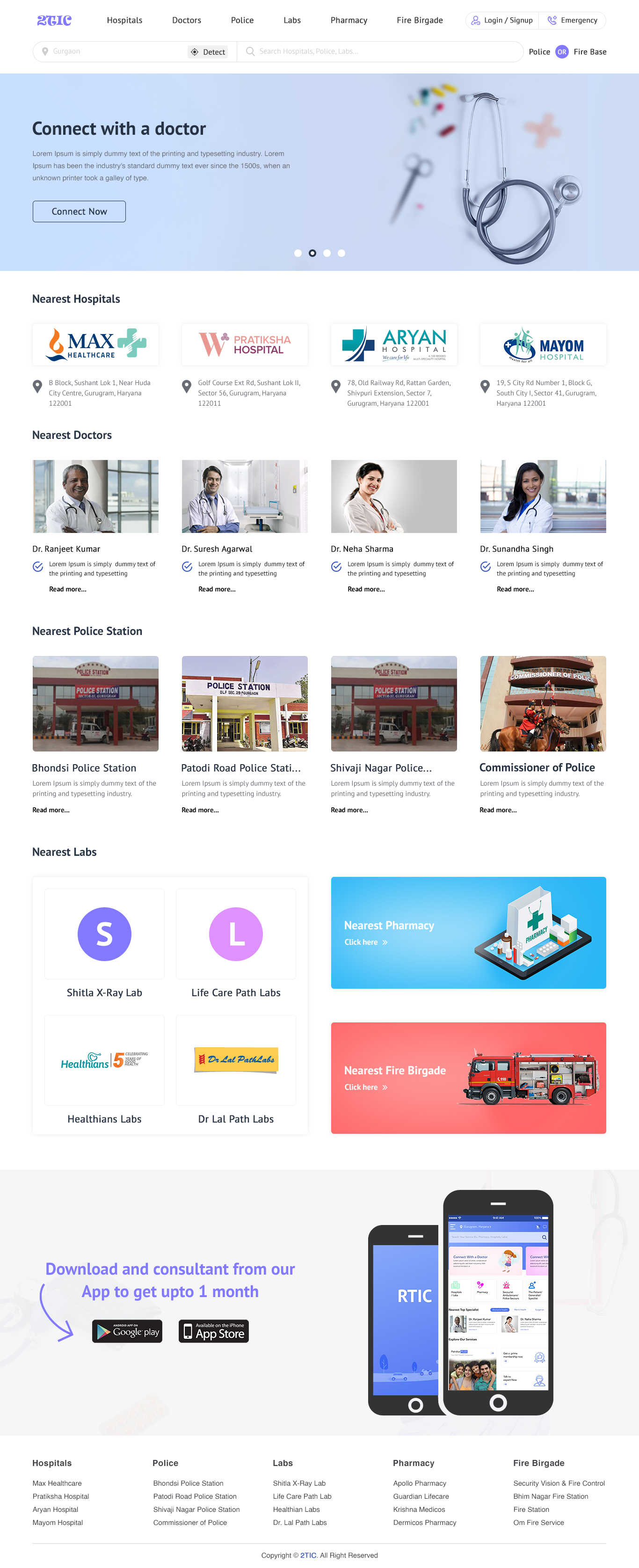 According-To-Your-Need-Service-Website-Template-Design