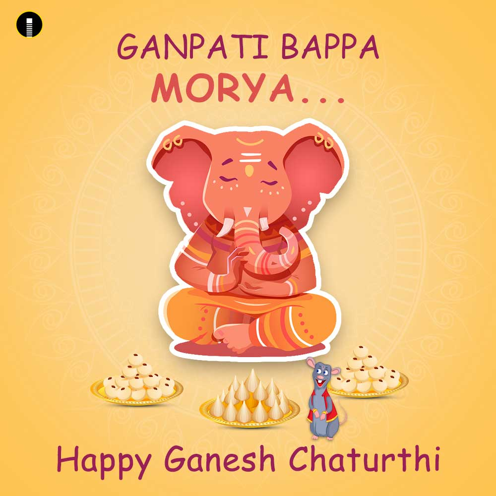 Lord-Ganpati-in-vector-for-Happy-Ganesh-Chaturthi-festival-celebration-of-India