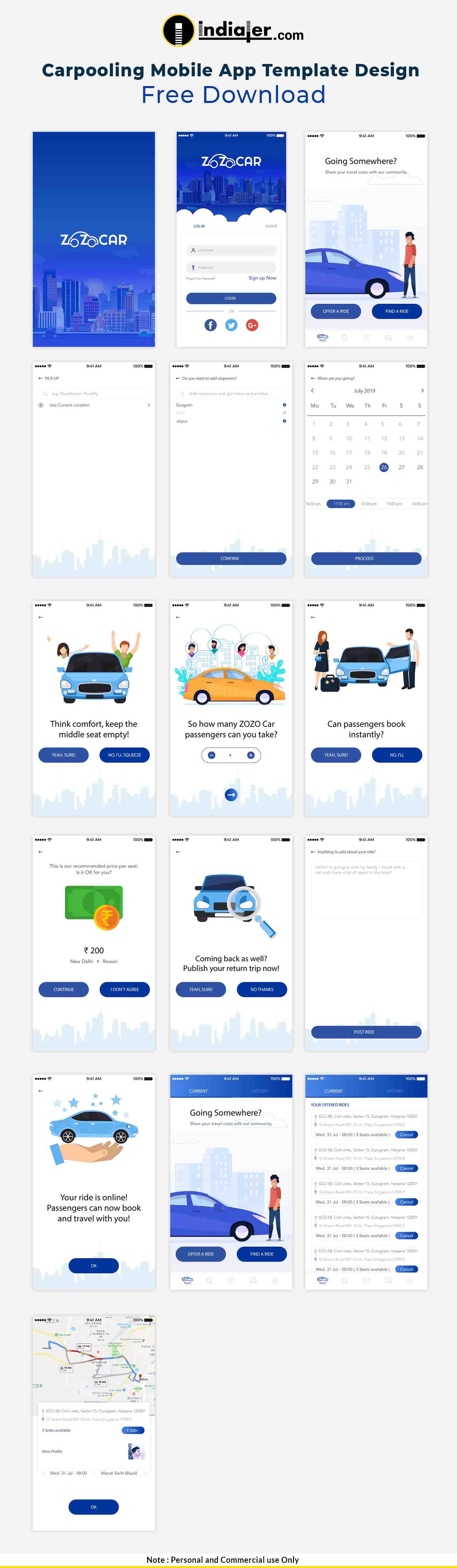 carpooling-mobile-app-template-design-free-download