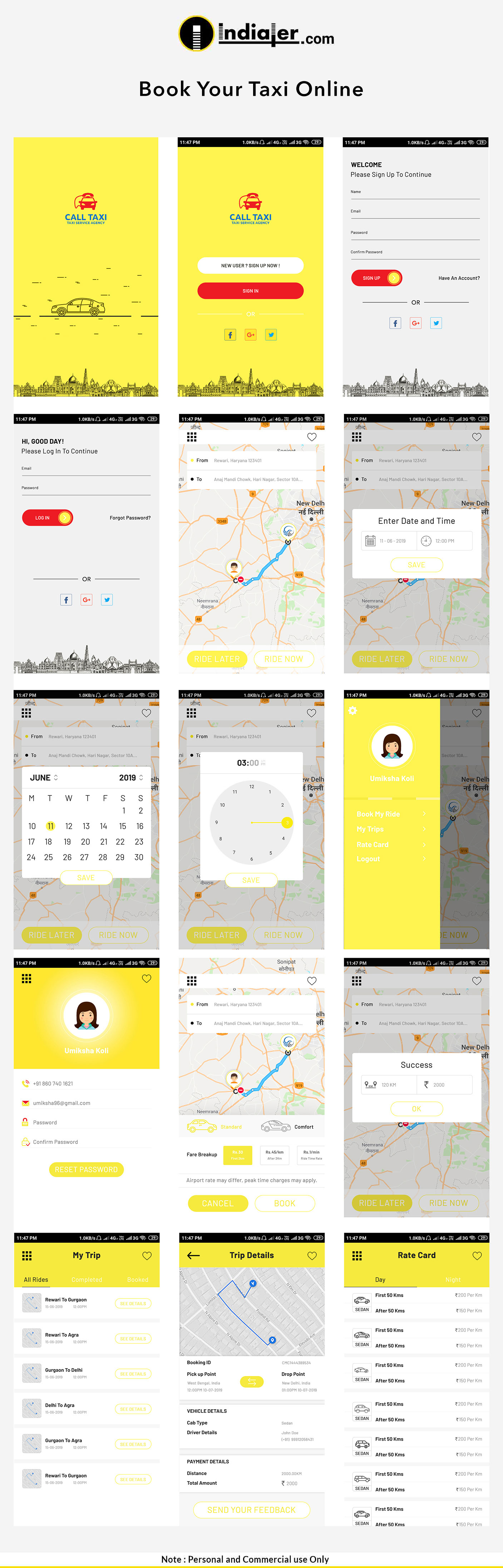 free-taxi-services-mobile-app-ui-design-kit-psd-template