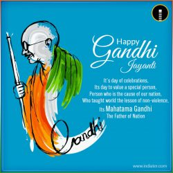 Best 50 Gandhi Jayanti Photos, images, greetings and pictures