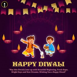 Happy Diwali Wishes image and photo for Social Media