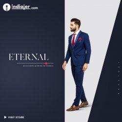 Men's-Suit-Fashion-Social-Media-Post-Design-Template-for-Digital-Marketing