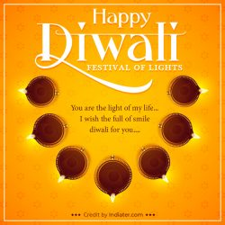 diwali-festival-burning-diya-and-best-wishes