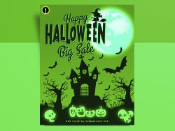 halloween-seasonal-big-sale-background-vector