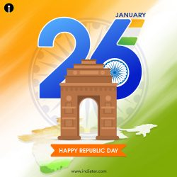 Illustration-of-Happy-Indian-Republic-day-celebration-poster-or-banner-background