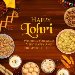 Top 20 Happy Lohri Wishes Greetings Images, photos and status with quotes